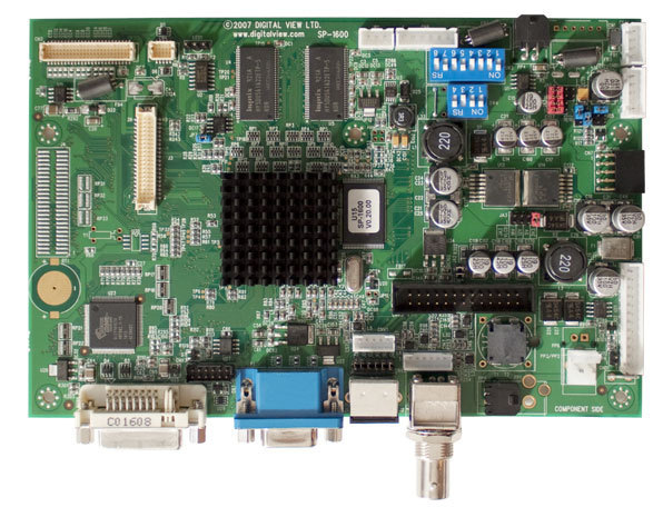 SP-1600 LCD Controller